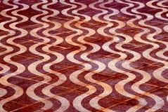 De tegels van de vloer Stock Foto