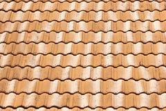 De tegels van het dak Royalty-vrije Stock Foto's