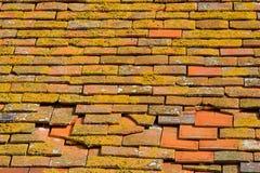 De tegels van het dak Royalty-vrije Stock Fotografie