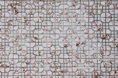 De Tegels van het mozaïek Royalty-vrije Stock Fotografie