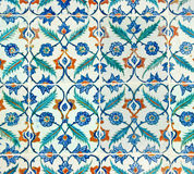 De tegels van het Paleis van Topkapi Stock Foto's