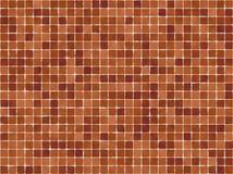 De Tegels van het terracotta stock illustratie