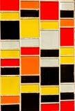 De tegelsachtergrond van de kleur. Royalty-vrije Stock Fotografie