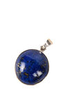 De Tegenhanger van lapis lazuli Royalty-vrije Stock Afbeeldingen