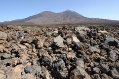 de teide Pico Tenerife Zdjęcia Stock