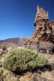 de teide Pico Tenerife fotografia stock