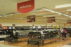 De tekorten van het voedsel royalty-vrije stock afbeeldingen