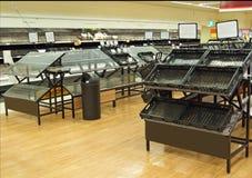De tekorten van het voedsel Stock Foto
