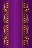 De tekstframe van Loral Royalty-vrije Stock Foto