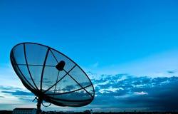 De telecommunicatie van de kabel Stock Afbeelding