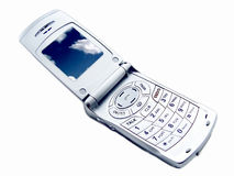 De Telefoon van de camera royalty-vrije stock foto