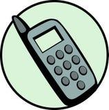 De telefoon van de cel stock illustratie