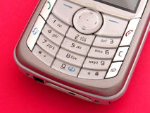 De telefoon van de cel Stock Foto