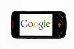 De telefoon van Google Stock Fotografie