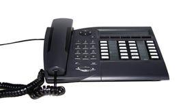De telefoon van het bureau Stock Foto