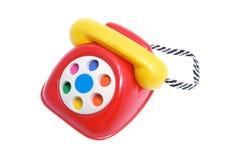 De Telefoon van het stuk speelgoed Royalty-vrije Stock Foto's