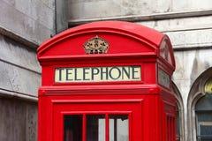De telefoon van Londen Royalty-vrije Stock Afbeeldingen