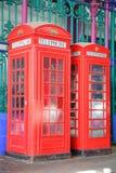 De telefoon van Londen Stock Foto