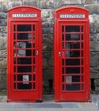 De Telefooncel van Londen stock afbeeldingen