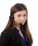 De telefoonexploitant van de steun stock fotografie