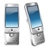 De telefoons van de cel Stock Afbeeldingen