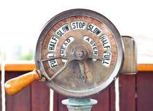 De Telegraaf van het schip Royalty-vrije Stock Foto's