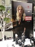 De teller van het Tudorhorloge in een warenhuis, Londen stock foto's