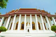 De tempel Stock Afbeeldingen