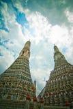 De tempel Stock Foto