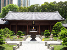 De tempel Royalty-vrije Stock Afbeelding