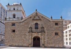 De Tempel Bogota Colombia van San Agustin Royalty-vrije Stock Afbeeldingen
