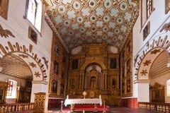 De Tempel Bogota Colombia van San Agustin Royalty-vrije Stock Foto