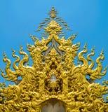 De Tempel Chaingrai Thailand van Rongkhun Royalty-vrije Stock Fotografie