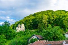 De tempel in het dorp van Murino Stock Afbeeldingen