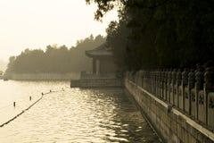 De tempel in het Paleis van de Zomer, Peking Royalty-vrije Stock Afbeelding