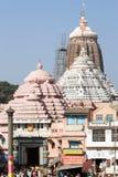 De tempel Jagannath in Puri royalty-vrije stock afbeeldingen