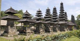 De tempel Pura Taman Ajun Mengwi, details van het hindoeïsme Stock Afbeelding