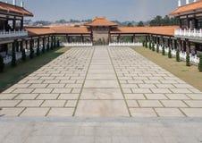 De Tempel Sao Paulo Brazilië van Budhist van Zulai stock foto's