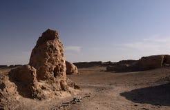 De tempel van Acient Royalty-vrije Stock Afbeelding