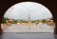 De tempel van Ajmernareli jain Royalty-vrije Stock Foto's