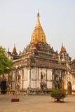De Tempel van Ananda Royalty-vrije Stock Afbeelding