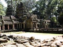 De Tempel van Angkor Stock Foto