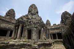 De tempel van Angkor wat Royalty-vrije Stock Afbeeldingen