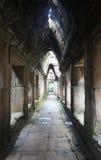 De tempel van Angkorwat stock foto