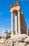 De Tempel van Apollo Royalty-vrije Stock Fotografie