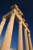 De Tempel van Apollon Stock Fotografie