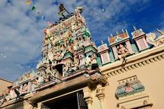De Tempel van Arulmigusri Mahamariamman royalty-vrije stock afbeeldingen