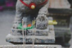 De Tempel van Azië Stock Afbeeldingen
