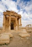 De tempel van ba'al-Shamin Palmyra Royalty-vrije Stock Foto's