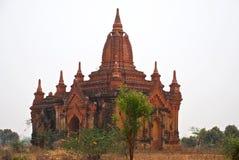 De Tempel van Bagan Stock Afbeelding